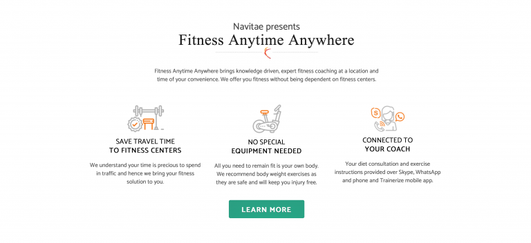 Navitae – Making people chose health